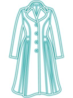penelope bespoke coat blueprint