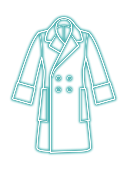 talia bespoke coat blueprint