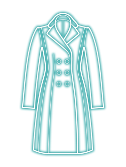 cecily bespoke coat blueprint